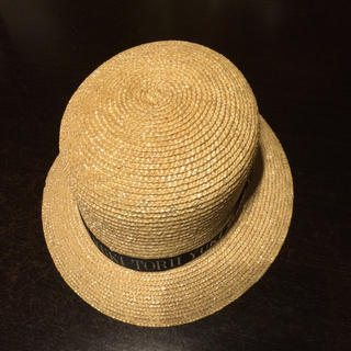 ユキトリイインターナショナル(YUKI TORII INTERNATIONAL)のトリイユキ   麦わら帽子 M ①(その他)