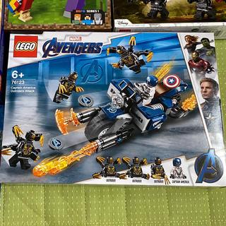 レゴ(Lego)のてらと様専用✴︎レゴ  LEGO 76123(模型/プラモデル)