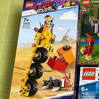 レゴ(Lego)のレゴ  LEGO 70823(模型/プラモデル)