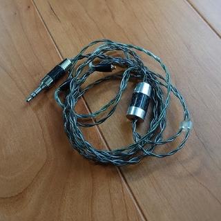 アイリバー(iriver)のeffect audio thor copper mmcx 3.5mm(ヘッドフォン/イヤフォン)