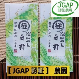 極  白折 【JGAP 認証】(茶)