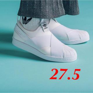 アディダス(adidas)のアディダス オリジナルス スリッポン 27.5(スリッポン/モカシン)