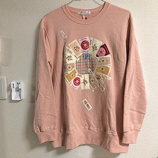 PINK HOUSE - 最終お値下げ中【新品】ピンクハウス トレーナー