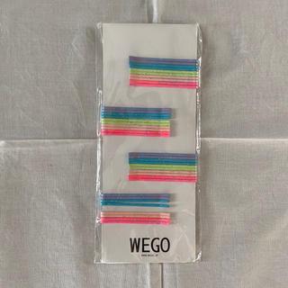 ウィゴー(WEGO)のWEGO  ヘアピン カラフル セット(ヘアピン)