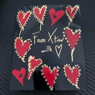 クリスチャンルブタン(Christian Louboutin)のルブタンバレンタイン限定デザイン(ショップ袋)