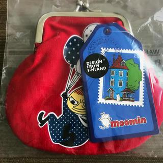 リトルミー(Little Me)の(新品未開封)Moomin ムーミン Little-me リトルミィ おさいふ(財布)