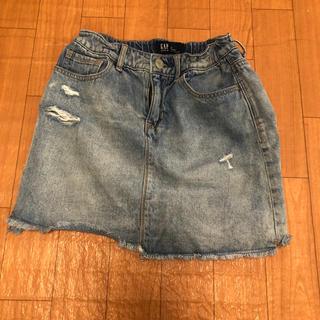 ギャップ(GAP)の子供服スカート(スカート)
