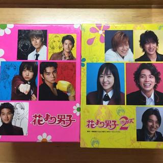 アラシ(嵐)の花より男子 DVD -BOX(TVドラマ)