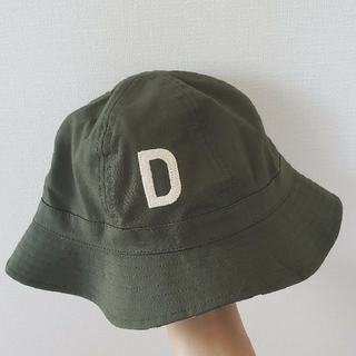 ドアーズ(DOORS / URBAN RESEARCH)の【新品】DOORSキッズロゴリバーシブル帽子54cm(帽子)