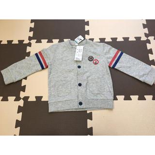 ニシマツヤ(西松屋)の西松屋 カーディガン ジャケット 新品 90サイズ(カーディガン)