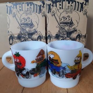 アチャチュムムチャチャ(AHCAHCUM.muchacha)のケイキイマグカップ フルーツ(ノベルティグッズ)