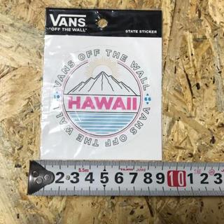 ヴァンズ(VANS)の激レア!ヴァンズ ハワイ限定 正規品 ステッカー VANS HAWAII(ステッカー)