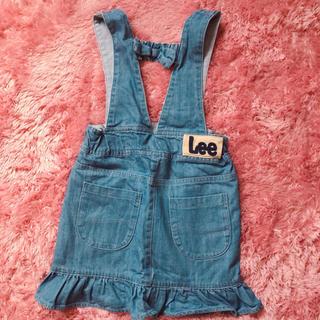 エフオーキッズ(F.O.KIDS)のアプレレクール  ジャンパースカート 100(スカート)