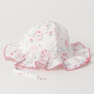 プチバトー(PETIT BATEAU)のプチバトー 帽子 ハット(帽子)
