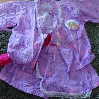 ディズニー(Disney)の100 ディズニー ラプンツェル 甚平 浴衣(甚平/浴衣)