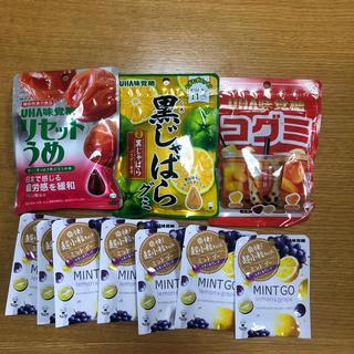 ユーハミカクトウ(UHA味覚糖)のUHA味覚糖 グミ&超小粒キャンディ (菓子/デザート)