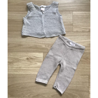 ザラキッズ(ZARA KIDS)のZARA HOME baby wear(ロンパース)