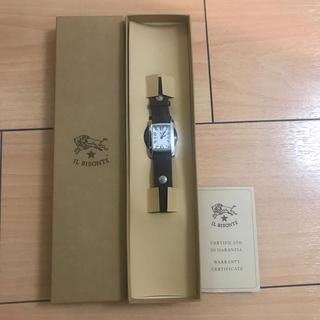 イルビゾンテ(IL BISONTE)の【リナちゃん専用】イルビゾンテ  腕時計(腕時計)