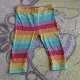 ベビーギャップ(babyGAP)のbabyGAP・70cm・レインボー・ズボン(パンツ)