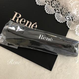 ルネ(René)のRene♡ 新品未使用 未開封 最新ノベルティ  折りたたみカサ レイニー (ノベルティグッズ)