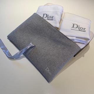 ディオール(Dior)のタオル(ディオール)(タオル/バス用品)