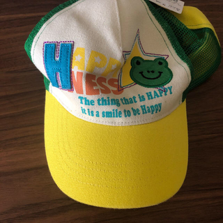 サンカンシオン(3can4on)の未使用品 サンカンシオン 帽子(帽子)