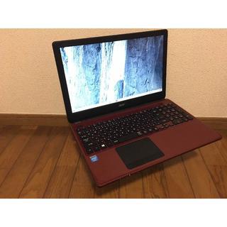 エイサー(Acer)の専用(ノートPC)