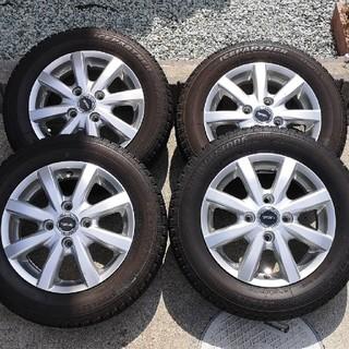 BRIDGESTONE - タイヤ・ホイール付き 13インチ 4本