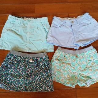 ロデオクラウンズ(RODEO CROWNS)の女の子 まとめ売り スカート ショートパンツ(スカート)