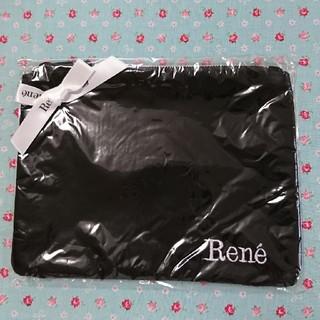 ルネ(René)のルネ 新品未開封ポーチ(ポーチ)