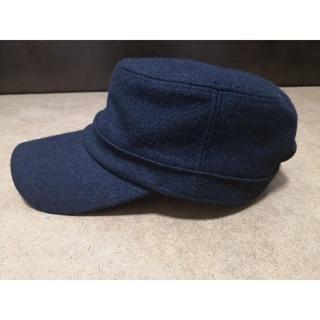 ユナイテッドアローズ(UNITED ARROWS)のUNITED ARROWS ワークキャップ キャスケット 帽子 キャップ(キャップ)