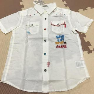 ダブルビー(DOUBLE.B)のダブルビー 140  半袖シャツ(Tシャツ/カットソー)