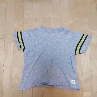 コーエン(coen)のcoen グレーのTシャツ 130(Tシャツ/カットソー)