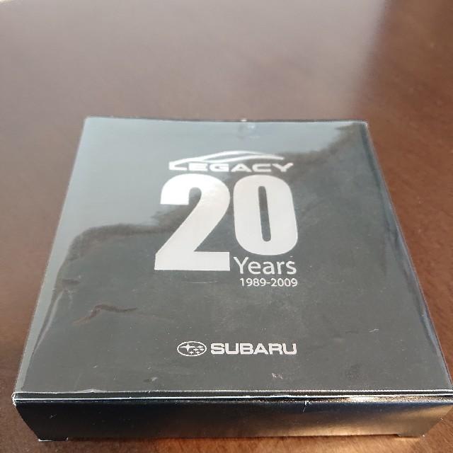 スバル(スバル)のSUBARU LEGACY 20years ピンバッジ 非売品 自動車/バイクの自動車(その他)の商品写真