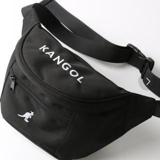 カンゴール(KANGOL)のKANGOL ウェストバック WEB限定商品(ボディバッグ/ウエストポーチ)