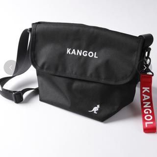 カンゴール(KANGOL)のKANGOL ショルダーバック WEB限定商品(ショルダーバッグ)
