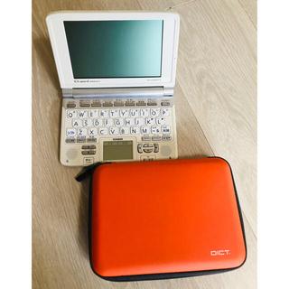 カシオ(CASIO)のCASIO カシオ 電子辞書 EX WORD XD-SW6500 ケース付(その他)