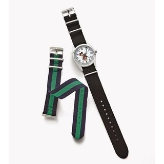 ミッキーマウス(ミッキーマウス)の大人ミューズ 6月 ミッキーマウス腕時計 セブンイレブン ネットショッピング限定(ファッション)