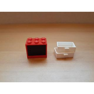 レゴ(Lego)のレゴ LEGO●コンテナボックス/オーブン/食器棚/引き出し棚●匿名配送料込(その他)