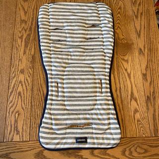 エアバギー(AIRBUGGY)のエアバギー ベビーカー 用マット ひんやりシート(ベビーカー用アクセサリー)