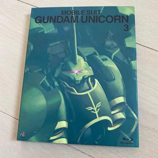 バンダイ(BANDAI)の機動戦士ガンダムUC 3 Blu-ray(アニメ)