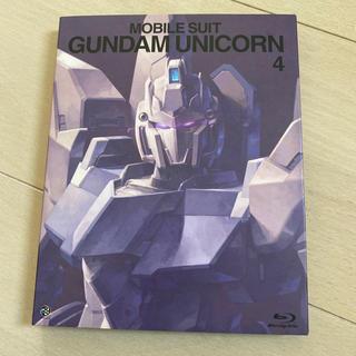 バンダイ(BANDAI)の機動戦士ガンダムUC 4 Blu-ray(アニメ)