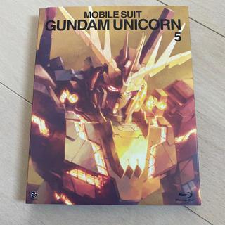 バンダイ(BANDAI)の機動戦士ガンダムUC 5 Blu-ray(アニメ)