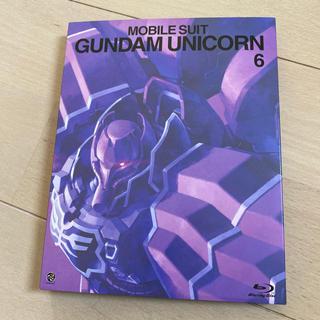 バンダイ(BANDAI)の機動戦士ガンダムUC 6 Blu-ray(アニメ)