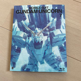 バンダイ(BANDAI)の機動戦士ガンダムUC 7 Blu-ray(アニメ)