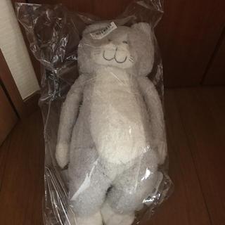 新品未使用 ねこ の チャーミー ぬいぐるみ 抱き枕(キャラクターグッズ)