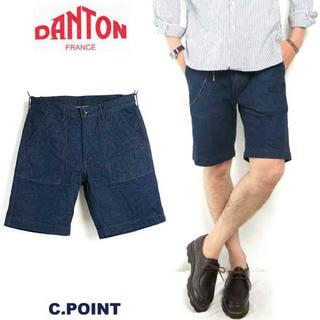 DANTON - DANTON ショートデニム