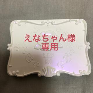 アナスイ(ANNA SUI)のANNA SUI あぶらとり紙ケース ホワイト オイルコントロールペーパー(あぶらとり紙)