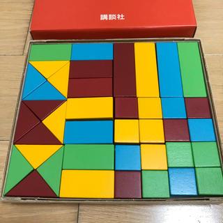 コウダンシャ(講談社)の講談社 すこやか教室 色つみき(知育玩具)