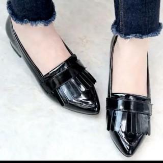 イエナ(IENA)のローファーパンプス(ローファー/革靴)